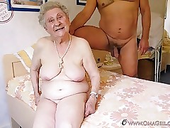 Granny hot videos - real mom porn