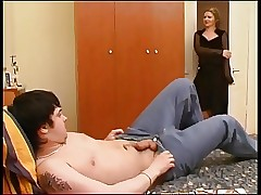 Russian hot videos - mature sex party