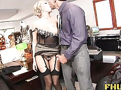 Office free sex videos - milf sex video